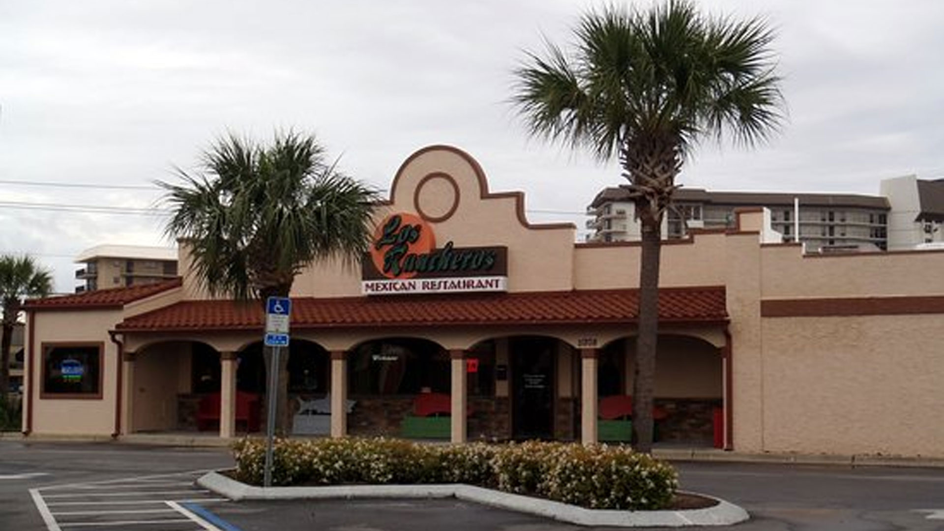 Mexican food for lunch and dinner in Panama City Beach, Florida